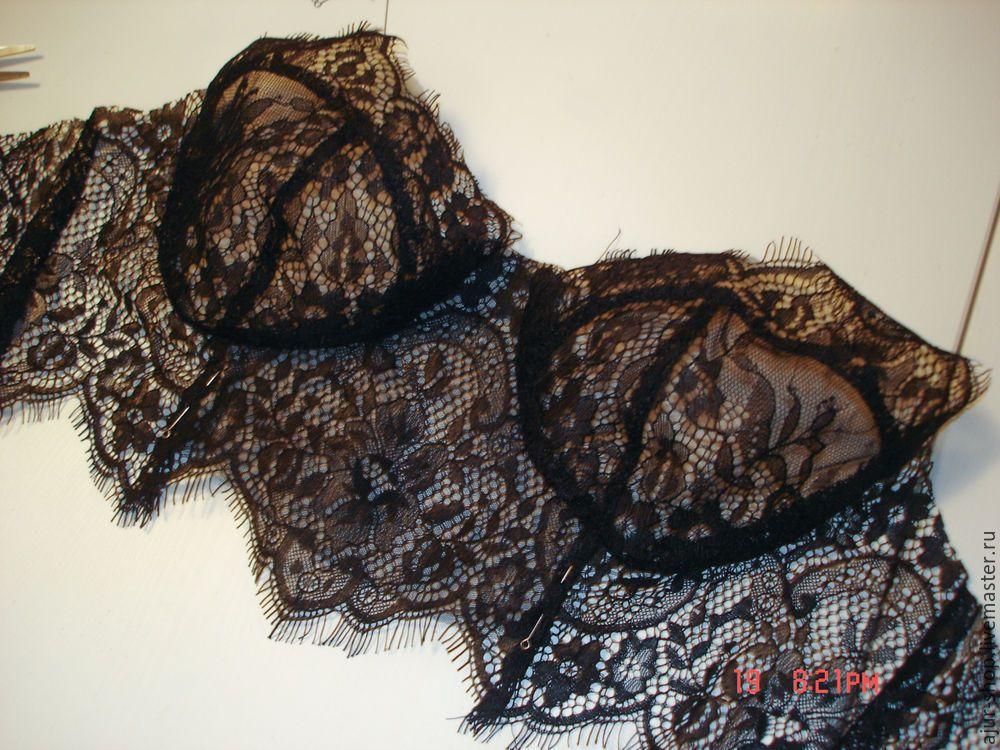 Мастер класс пошива кружевного белья комплект женского нижнего белья стрингами