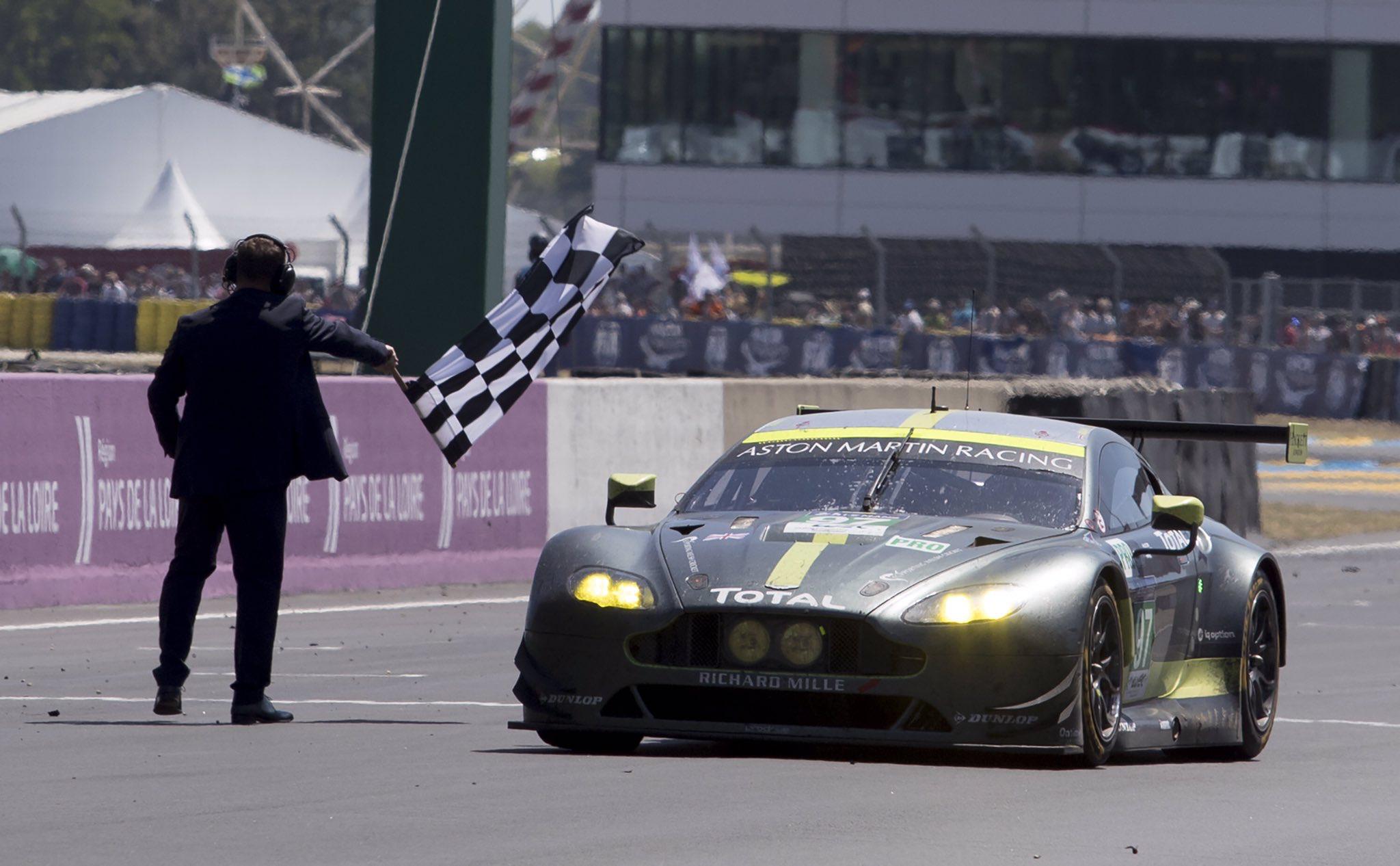 Le Mans 24 Hours Aston Martin