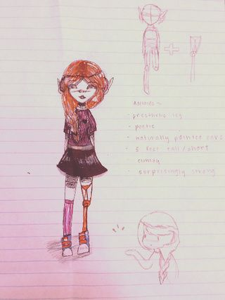 Prosthetic Leg Drawing : prosthetic, drawing, Drawing, Prosthetic, Drawing,, Illustration