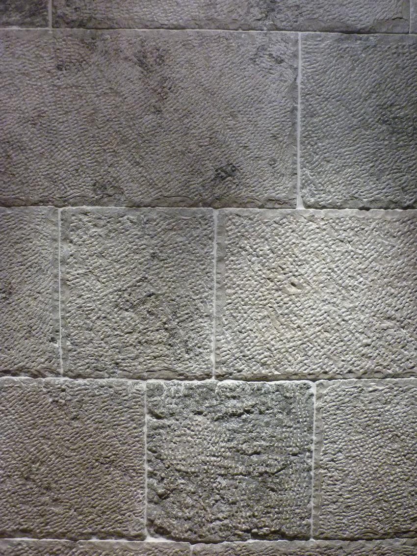 Lapicida Biblical Dark Grey Limestone Wall Tile Biblical Dark