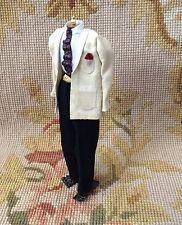 Pat Tyler Artist Made OOAK Male Man Dress Form Mannequin Figure 1:12 Doll