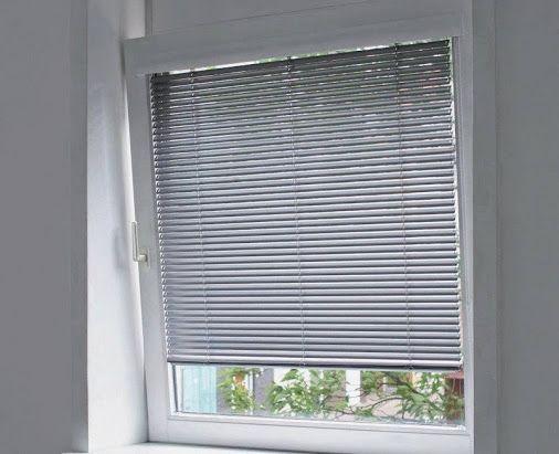 SOLUCIN PARA VENTANAS OSCILO BATIENTES Y ABATIBLES El sistema Frontfix para cortinas veneciana  Estores enrollables noche y da en