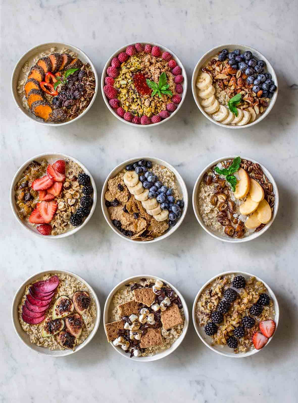 Best Oatmeal Toppings