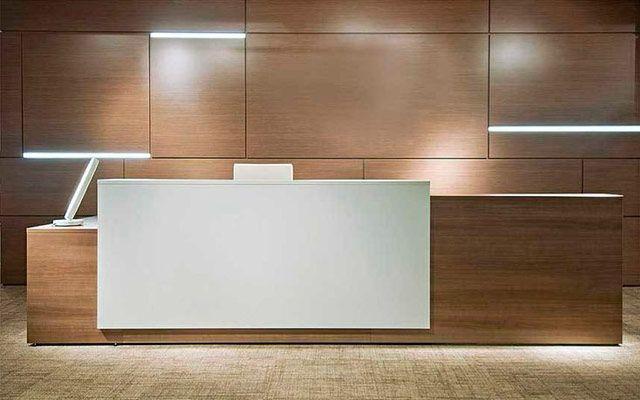 Diseno oficinas mostradores recepcion 13 oficinas - Mostradores para oficinas ...