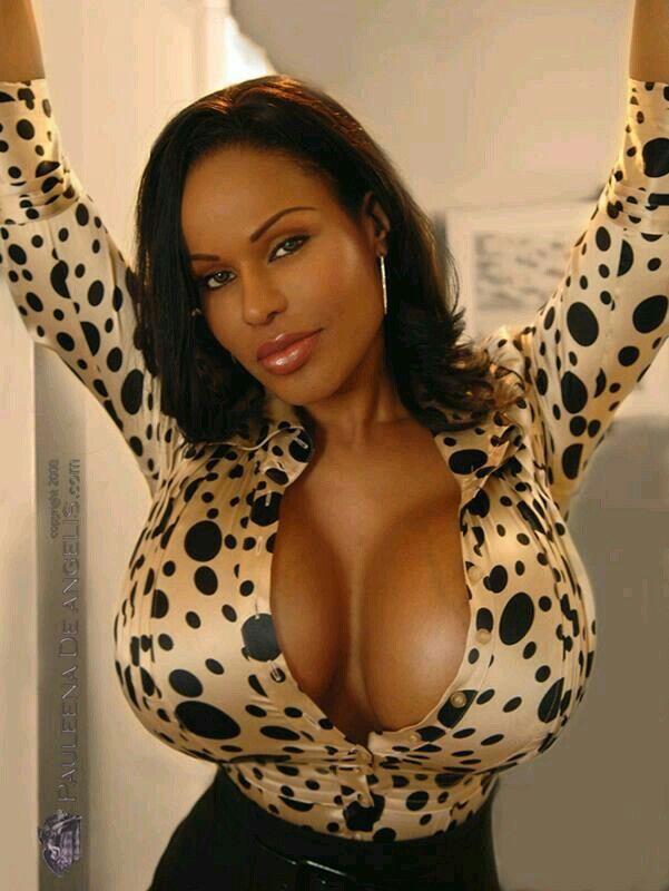 Big Beautiful Ebony
