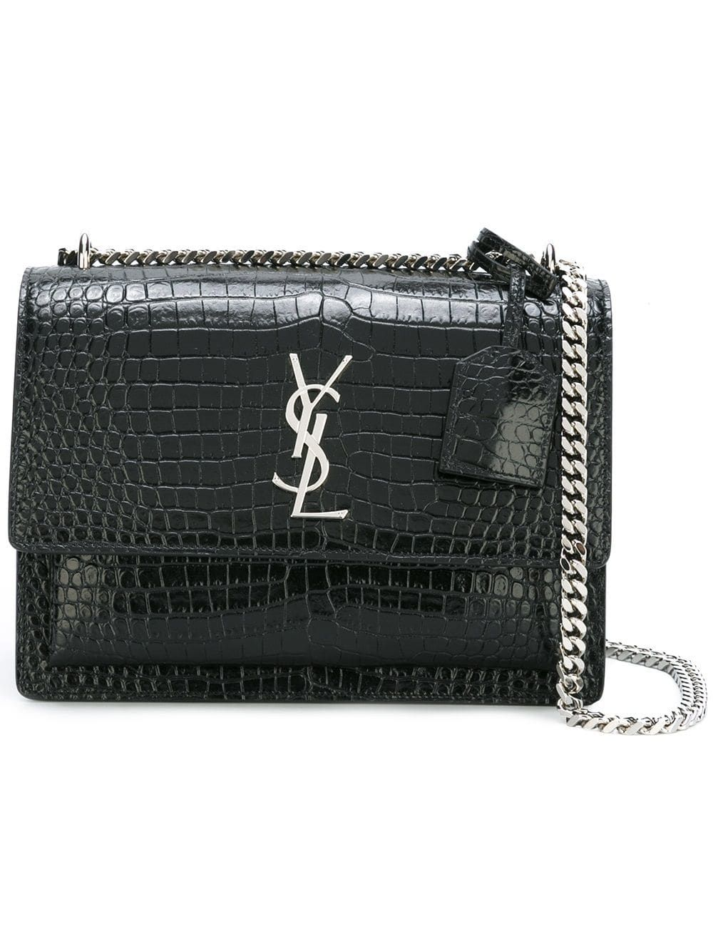1f391591606 Saint Laurent Sunset Monogram Chain Wallet in 2019 | Lil Evening ...