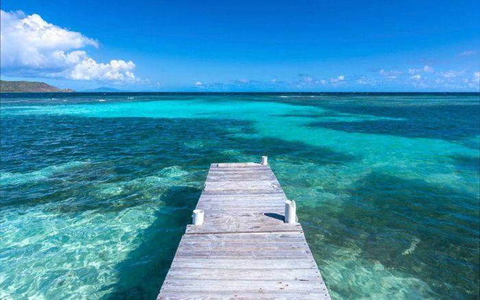 وجهات سياحية دافئة للسفر في الشتاء Caribbean Islands Puerto Rico Vacation Caribbean Vacations