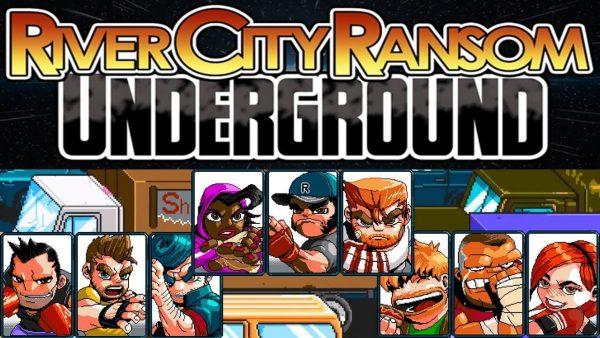River City Ransom Underground Free Download In 2020 Ransom Underground Villain Names
