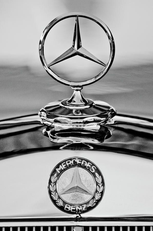 Automobilia Car Badge Mervedes Benz-sl-club Pagode Car Grill Badge Emblem Logos Metal Enam Car Badges