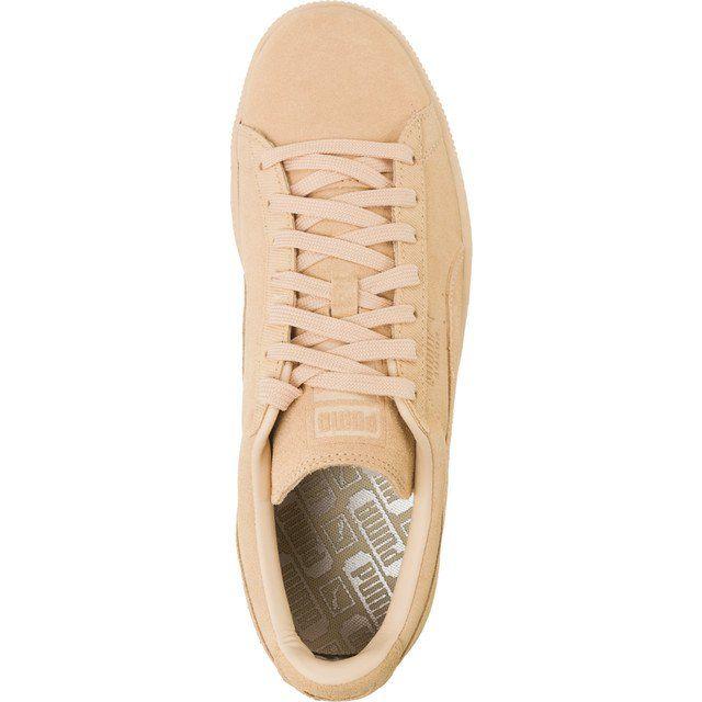 Sportowe Damskie Puma Brazowe Puma Suede Classic 502 Platform Sneakers Shoes Puma Suede
