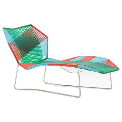 Longue ScoubidouPatricia Urquiola chaise Chaise Tropicalia I9WED2HY