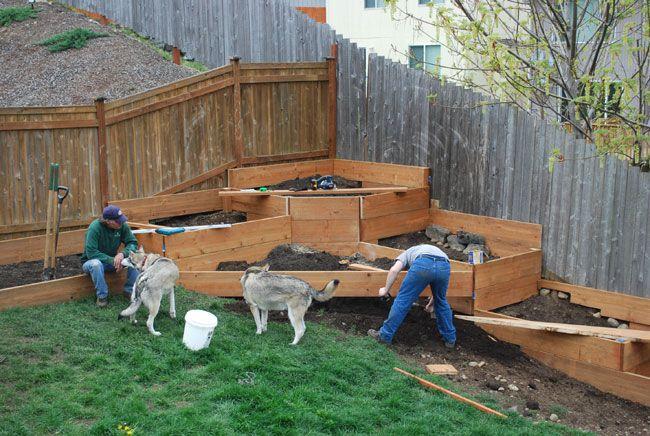 Best Lower Bottom Near Fence Outdoor Stairs Hillside 400 x 300