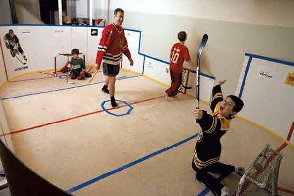 Knee Hockey Rink Hockey Room Hockey Bedding Hockey Stick Storage