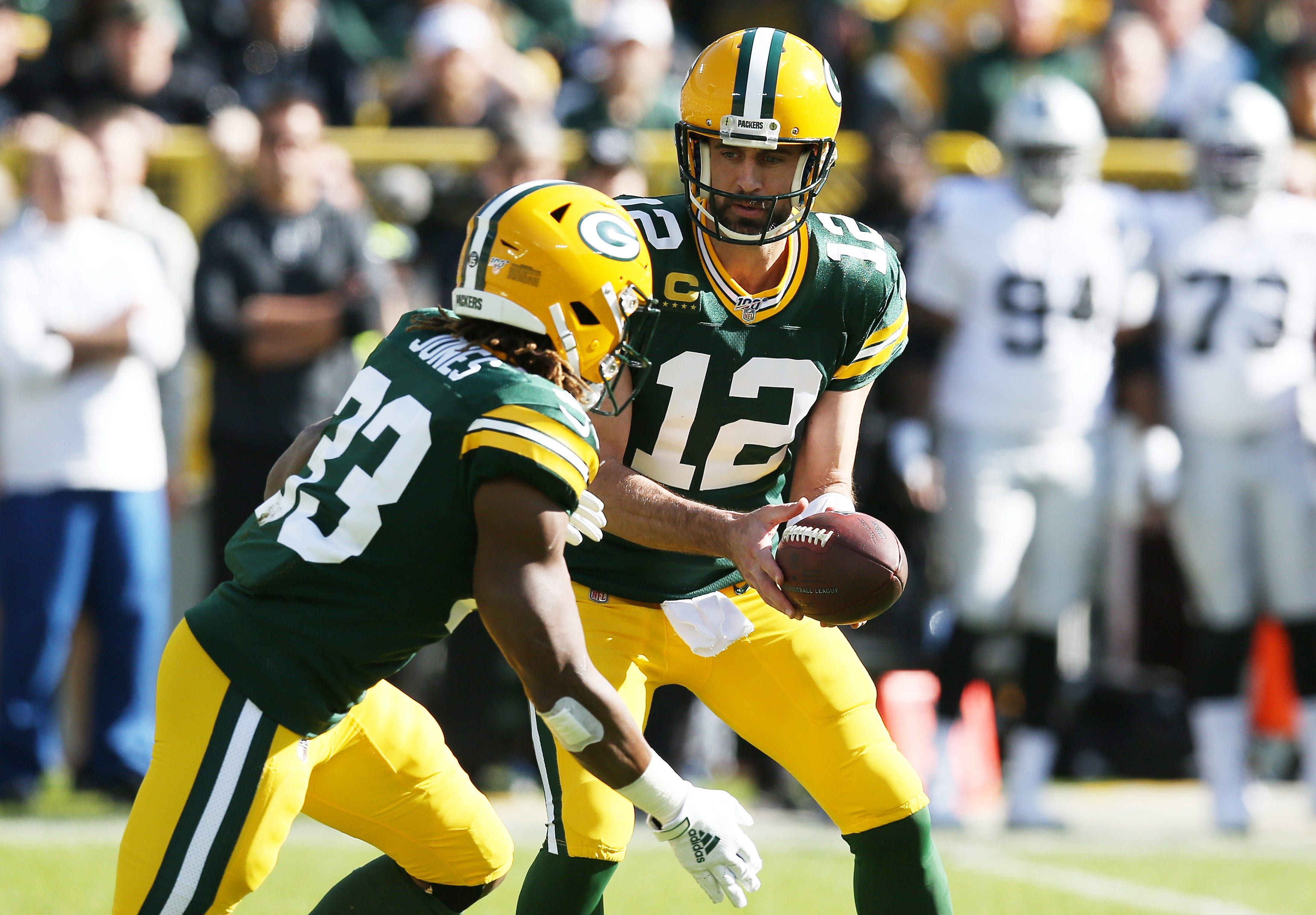 Fantasy Football Rankings For Week 8 Aaron Rodgers Fuels Packers Resurgent Offense Fantasy Football Rankings Fantasy Football Football