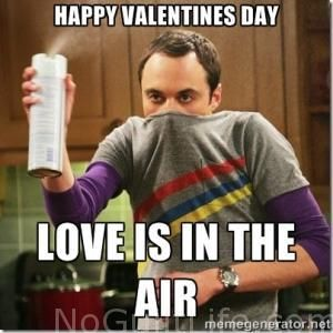 A Valentine S Day To Please Everyone Raleigh In And Out Valentines Day Memes Marvel A Valentine Valentines Memes Funny Valentine Memes Valentines Day Funny