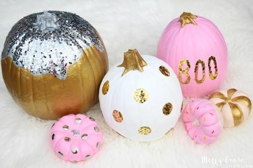 #supercute #pumpkins #paintedpumpkins #fall