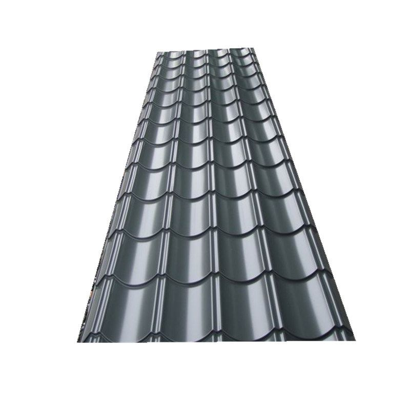 China Color Coated Corrugated Steel Sheet Long Span Roofing Sheet Steel Sheet Roofing Sheets Roofing