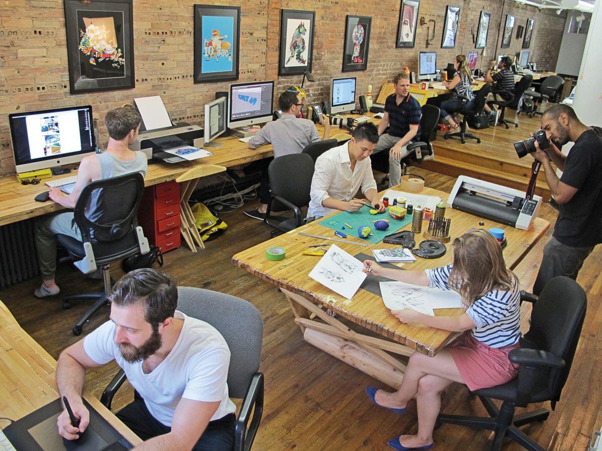 graphic design office. Design Office Graphic I