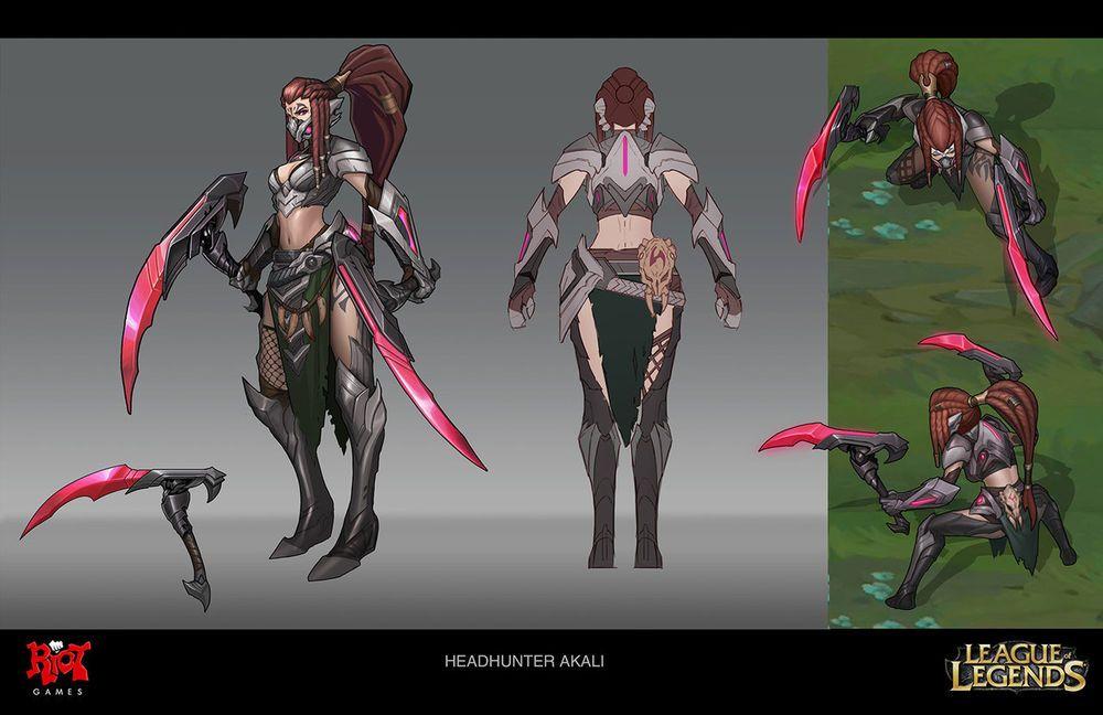 Concept art in 2019 | Nerd | Game concept art, League of legends