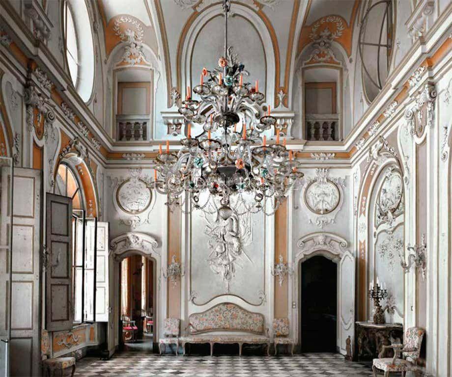 Massimo Listri Villa I Berroni, Torino Historical