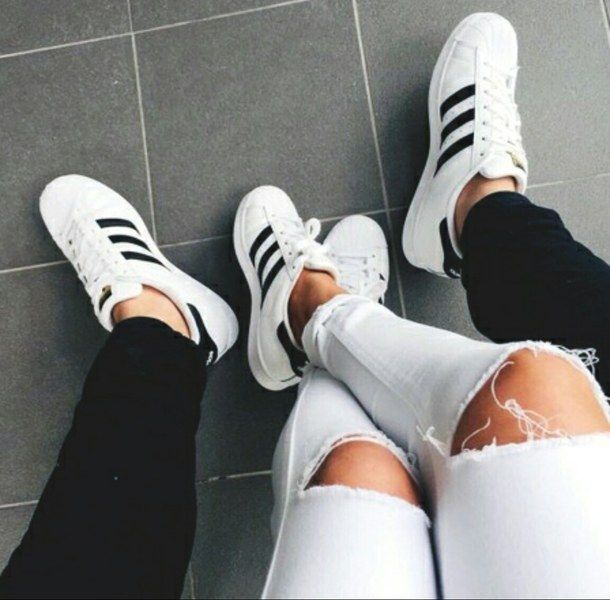Adidas Shoes Couple
