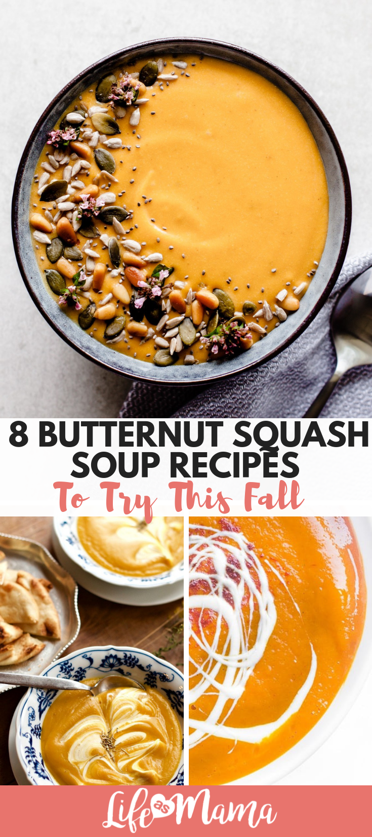 8 Butternut Squash Soup Recipes To Try This Fall