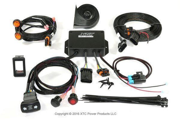 XTC Power Products Universal Polaris Horn Kit For UTVs