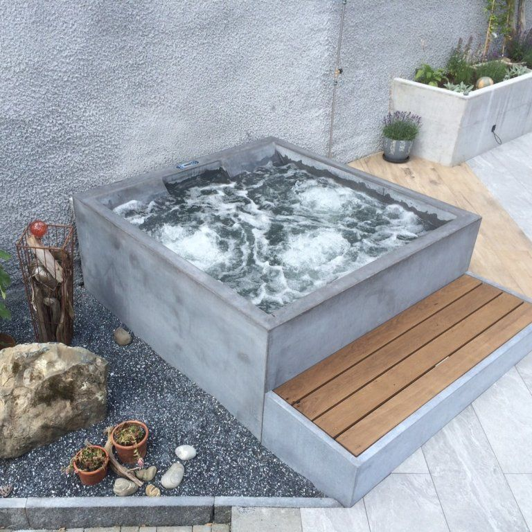 35 Lovely Small Swimming Pool Design Ideas To Get Natural Accent Engineering Discoveries Jacuzzi Outdoor Hot Tub Outdoor Small Swimming Pools