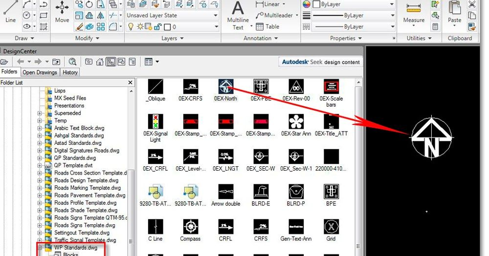 Cad Lisp and Tips: Tip : Design Center | Tips | Design, Tips, Software