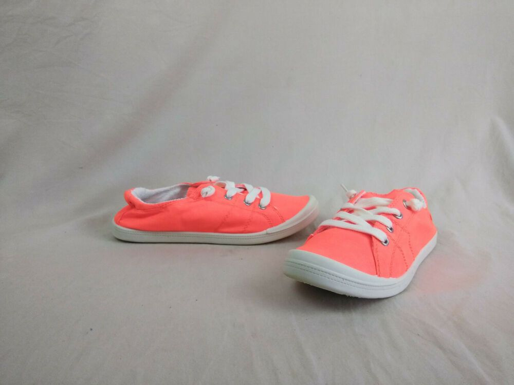Forever Link Neon Orange Sneakers