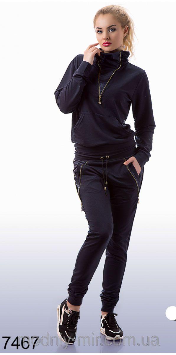 efbf2eaea484 Спортивные костюмы женские недорого — купить в интернет магазине одежды  Модный Мир. Цены