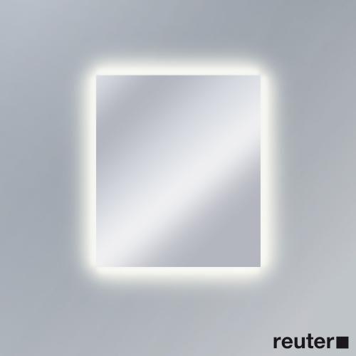 Duravit Spiegel mit indirekter LED-Beleuchtung Good-Version bad - spiegel badezimmer mit beleuchtung