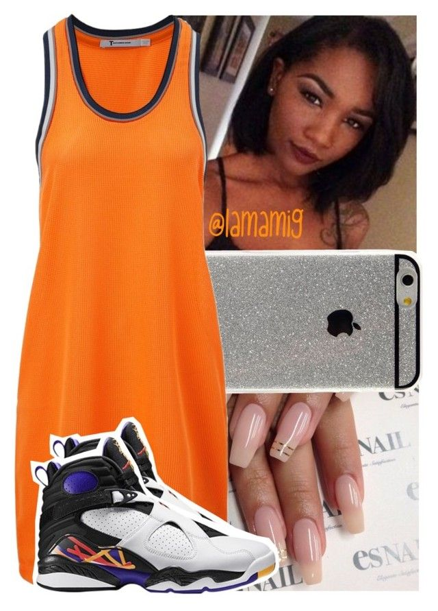 """"" by lamamig ❤ liked on Polyvore featuring T By Alexander Wang"