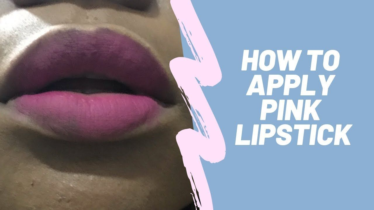 Photo of How to Apply Pink Lipstick – MAYBELLINE SUPER STAY MATTE INK ROMANTIC