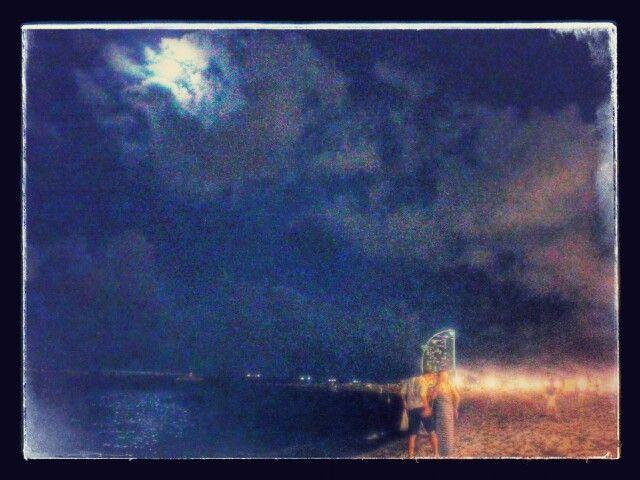 Playa la Barceloneta