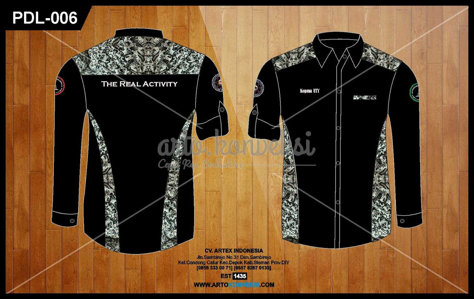 Download Download Template Vector Desain Baju Pdh Mahasiswa Format Corel Draw Kemeja Desain Baju Anak