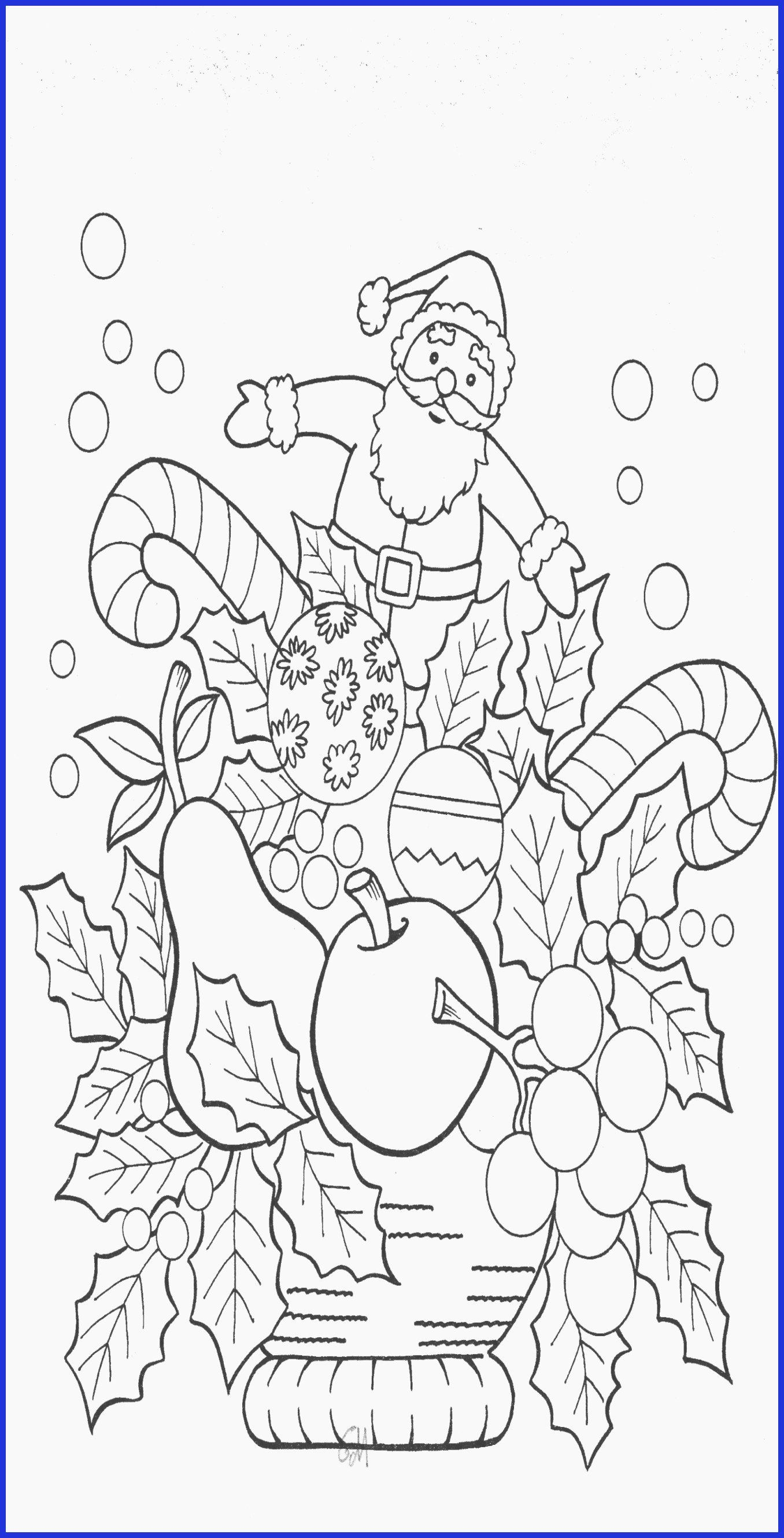 Printable Christmas Coloring Pages | Parents | 2659x1356