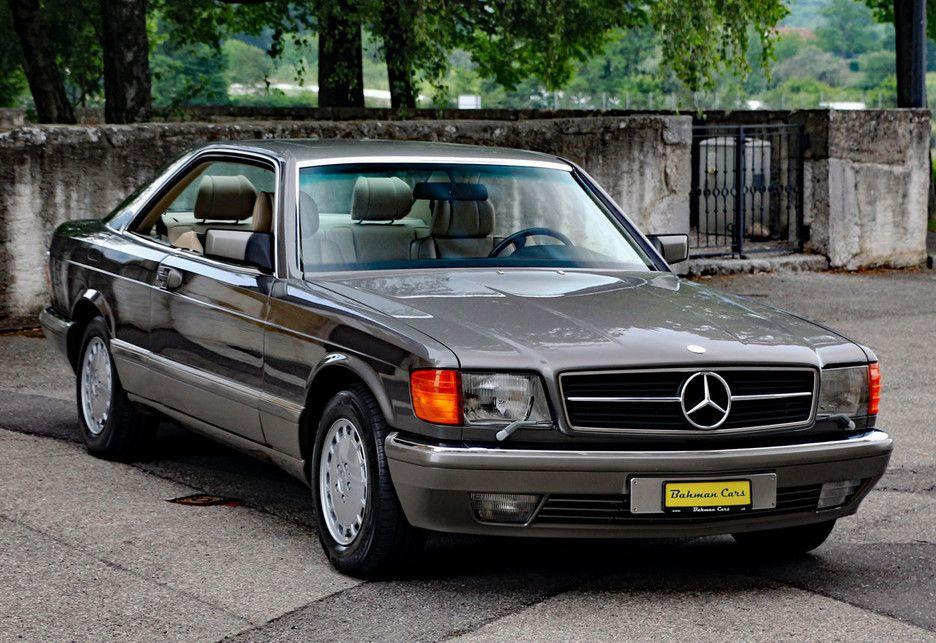 Mercedes Benz C 126 420 Sec With Images Mercedes Benz