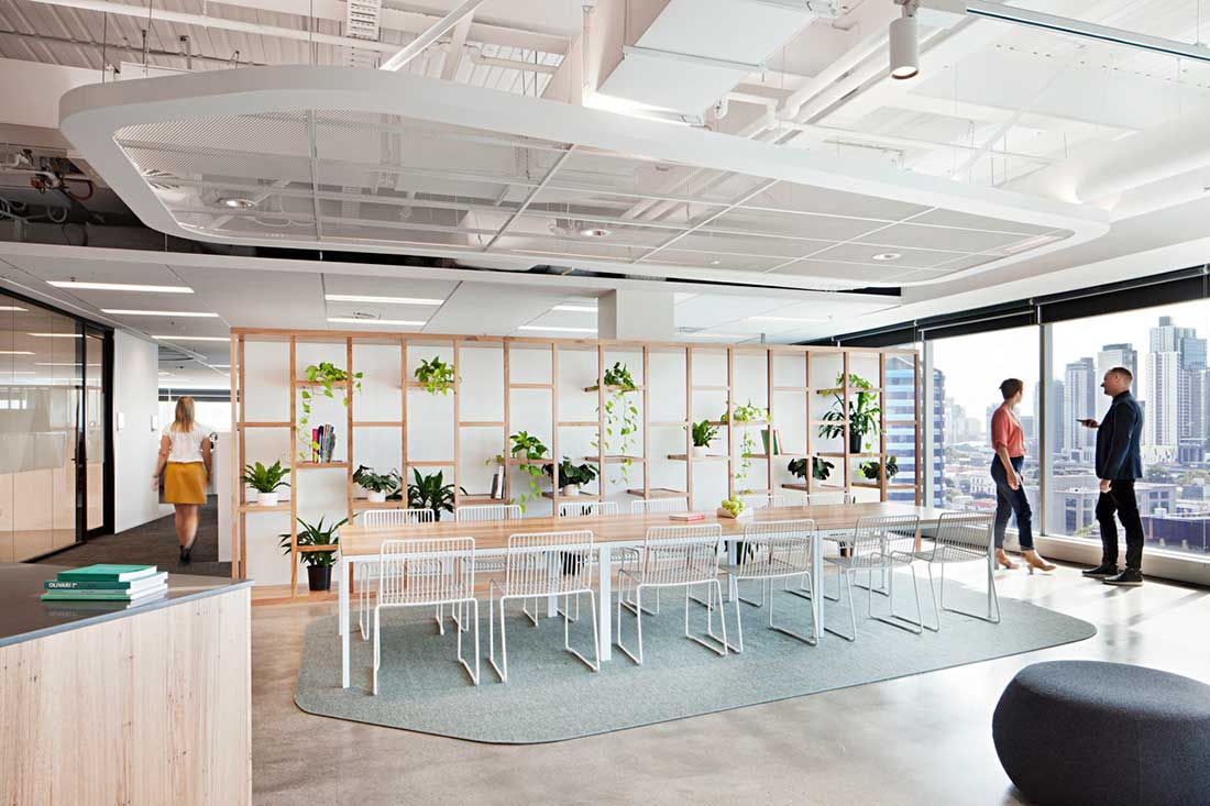 adco constructions melbourne by woods bagot commercial pinterest