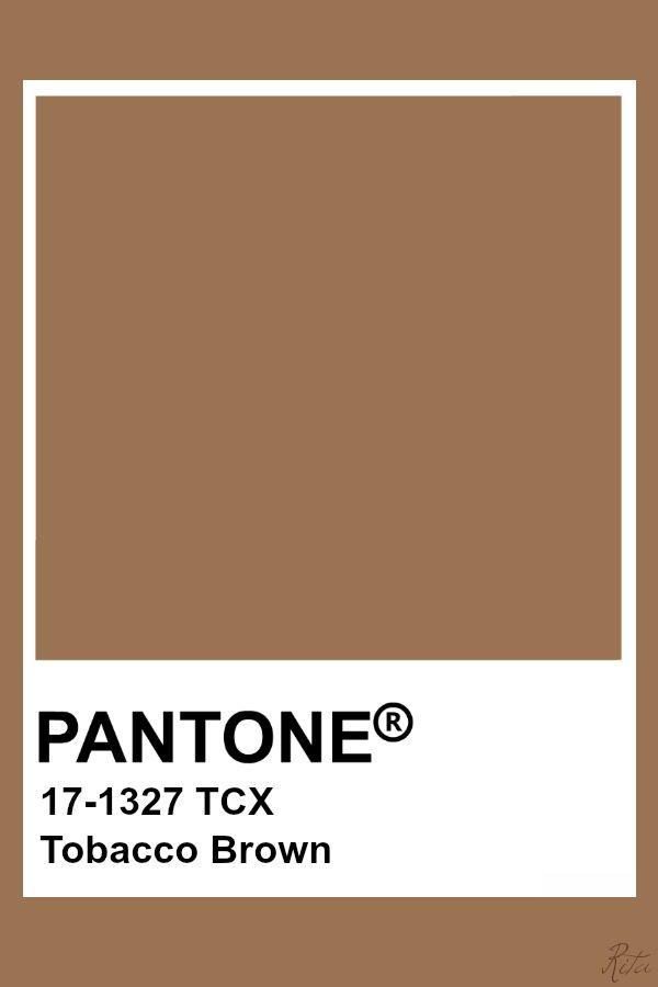 Pantone tobacco brown home decor in 2019 brown pantone for Color tabacco mobili