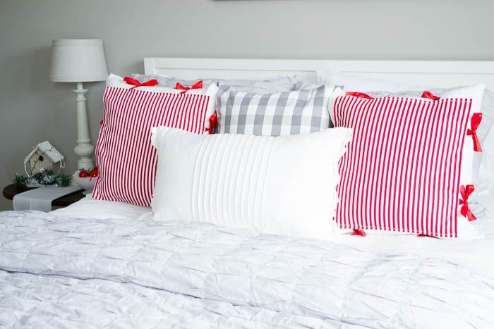 DIY Pillow Cover Overlay | Costura patrón, Costura y Patrones