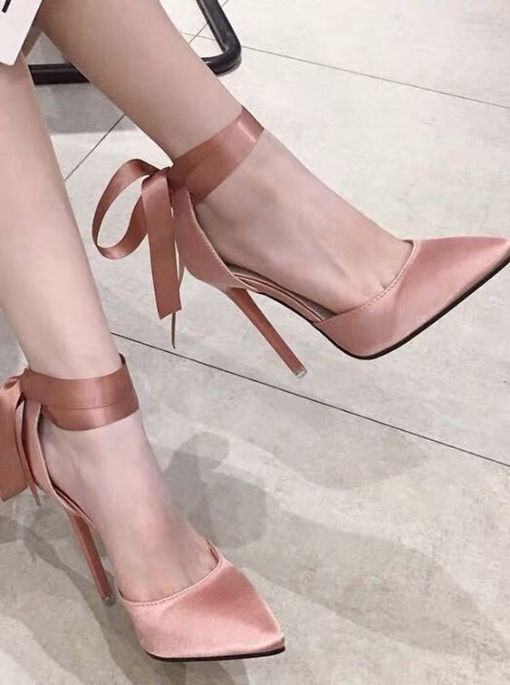 50 Elegant High Heel Wear a Beautiful Feeling in 2020 | Trending ...