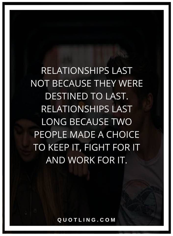 Relationship Quotes Relationships Last Not Because They Were Destined To Last R Relationship Quotes Marriage Relationship Quotes Broken Broken Marriage Quotes