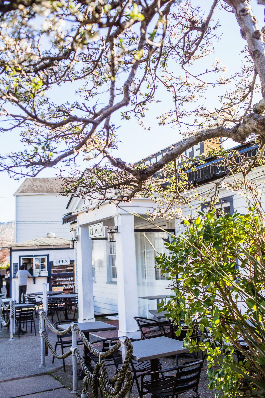 Inside Smiley's Saloon, A Historic Bolinas Hotel Bolinas