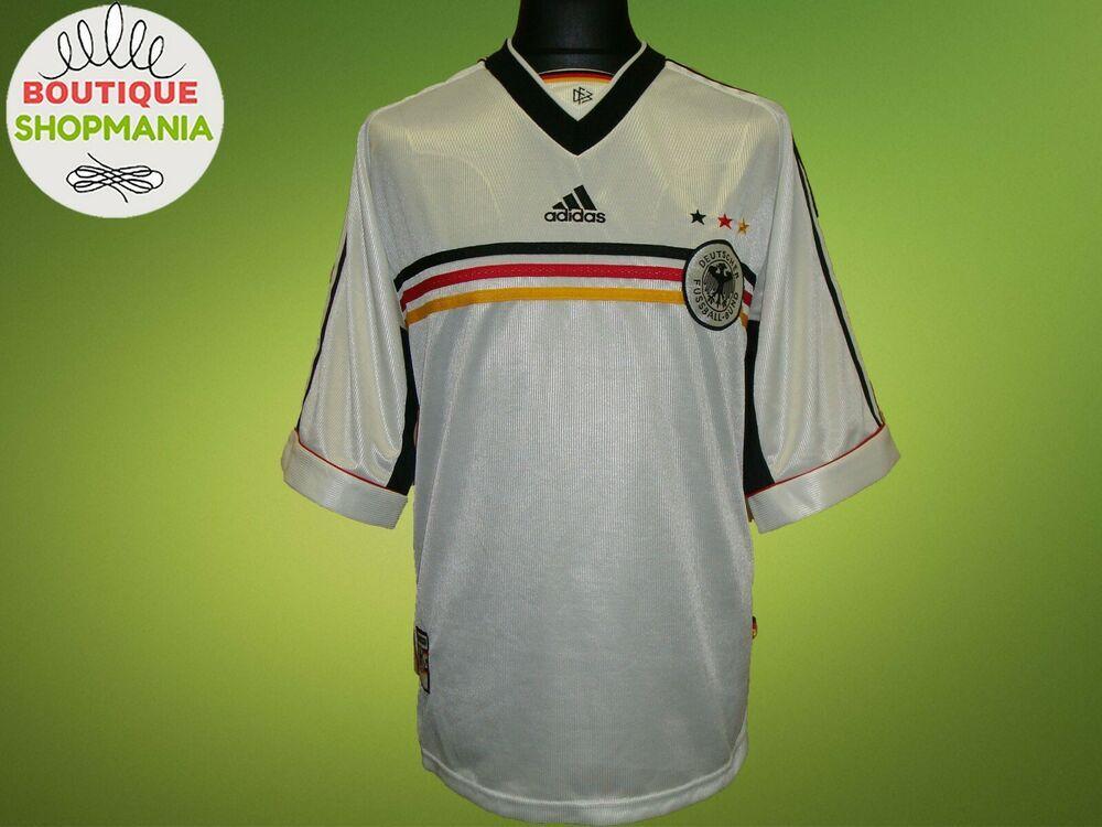 VGC GERMANY National 1998-2000 (XL) ADIDAS FOOTBALL SHIRT Jersey Camisa   ADIDAS da779ff9e