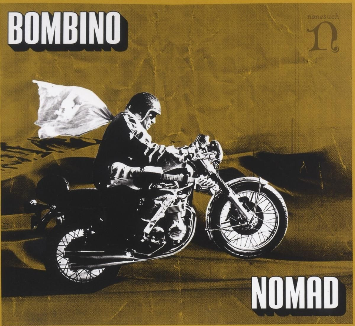 album cover art bombino nomad [04/2013] World music