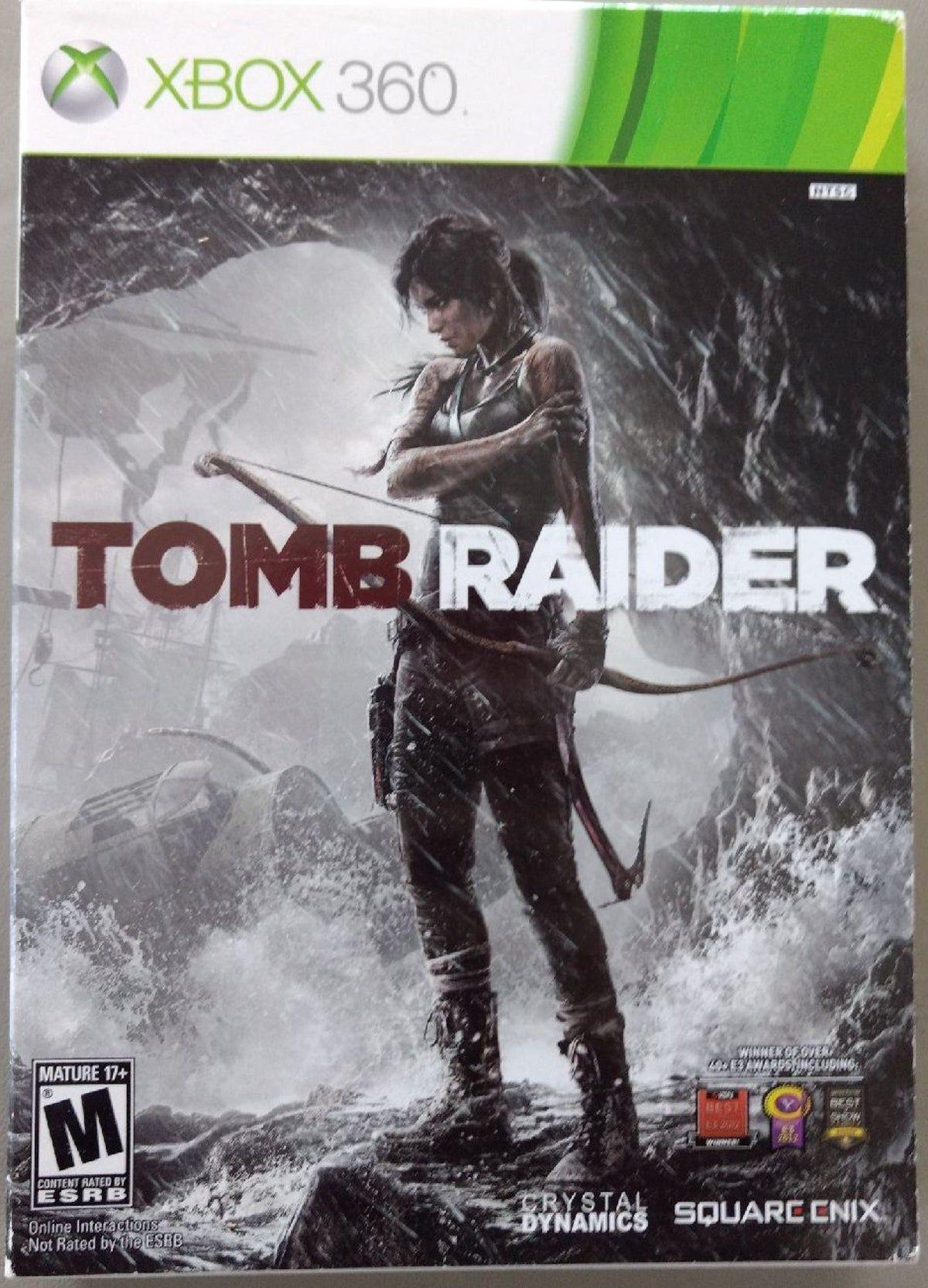 Tomb Raider 1st Origins Game Tomb Raider Tomb Raider Xbox 360 Tomb Raider Game
