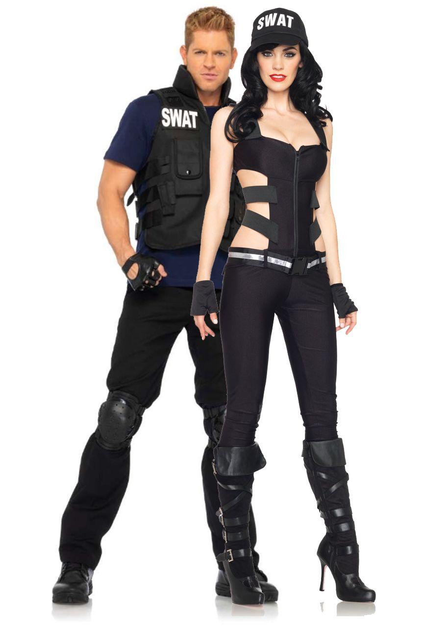 costume Swat sniper