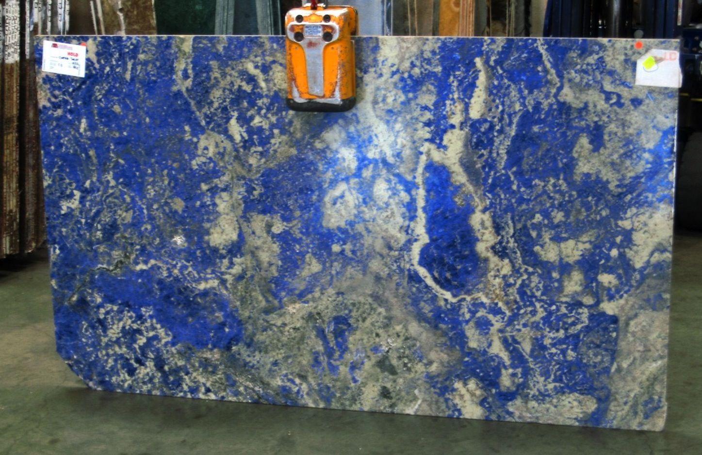 Lapis Blue Sodalite Granite Slab Granite Slab Granite Countertops Granite Countertops Kitchen