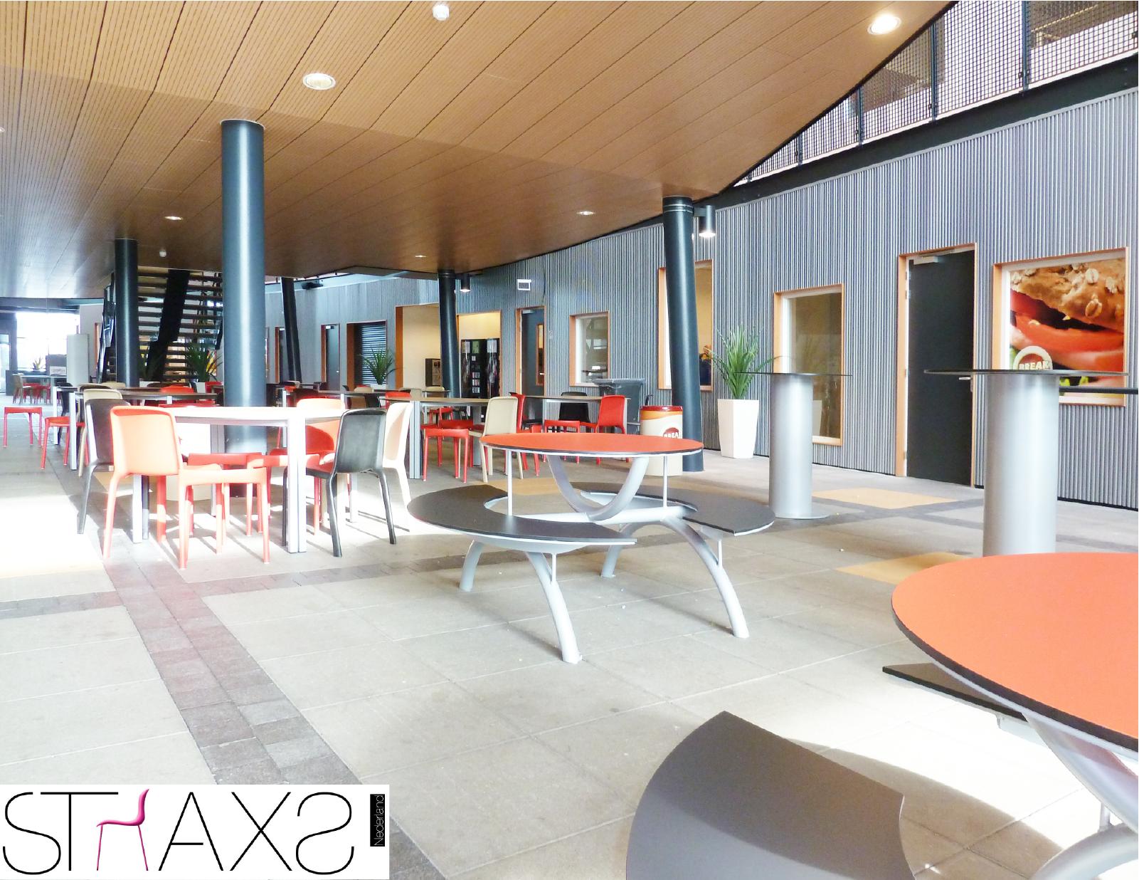 Straxs Nederland | Gerrit Komrij College | Hal | Kantine | School ...